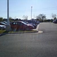 Parking  Lot, NVCC, Loudoun campus