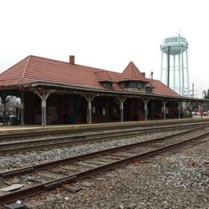 Amtrak - Manassas Station