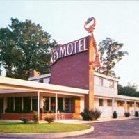 Key Motel at the Shirley Highway