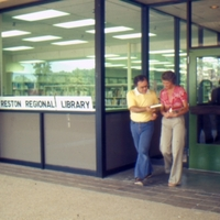 Reston Regional Library at Hunters Woods