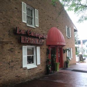 La Caraquena restaurant in Falls Church