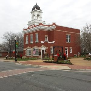 City Hall - Manassas, Virginia
