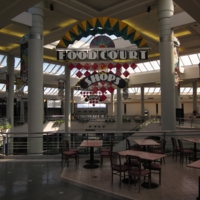 Food court at Landmark Mall