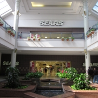 Sears court at Landmark
