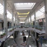 Inside Landmark Mall
