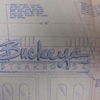 Buckeye Steakhouse sign 1994 FCPDZ.jpg