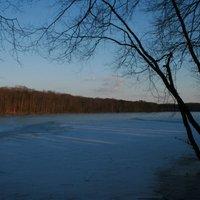 Burke Lake - January 2011