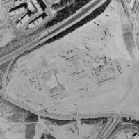 Early construction of Landmark